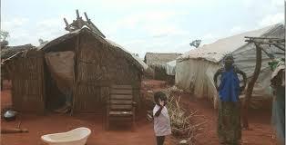 PK4 IDP Camp, Bria (Forrás: dr. Vogel Dávid)