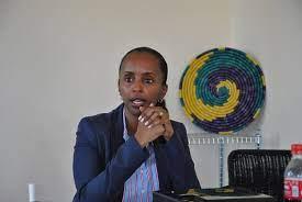 A vendégelőadók és a képzés elérhető közelségbe hoznak egy sikeres életpályát a ruandai nők számára A fotót készítette: Dr. Tarrósy István