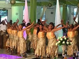 Tradicionális táncbemutató