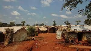 PK4 IDP Camp, Bria (Forrás: dr. Vogel Dávid) 1