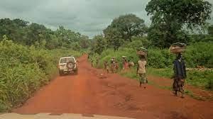 Az irodán kívüli munka szépségei: a Fulani törzs nyomában (Forrás: dr. Vogel Dávid)