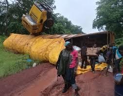 Az infrastrukturális hiányosságok gyakran okoznak balesetet (Forrás: dr. Vogel Dávid)